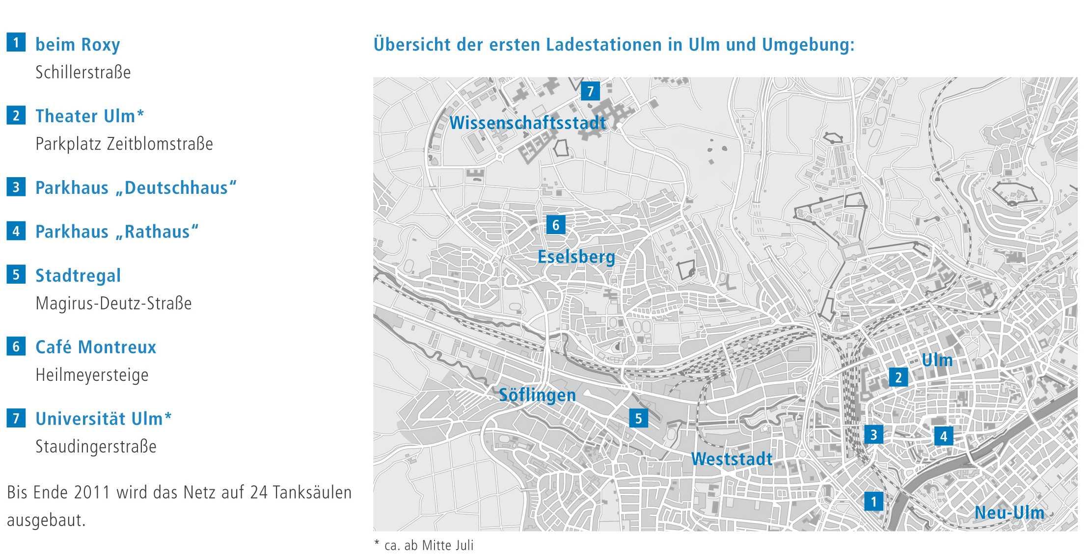 Car2go Kunden Konnen In Ulm Kunftig Auch Elektrisch Fahren Heise Autos