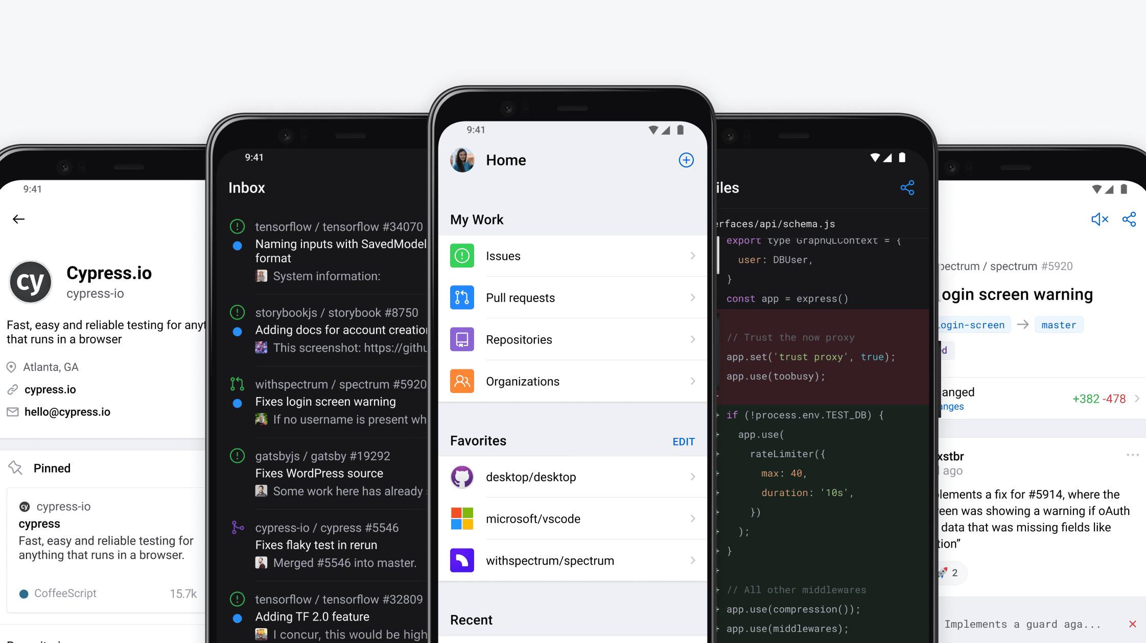 GitHub Mobile: Android App als Beta verfügbar - heise Developer