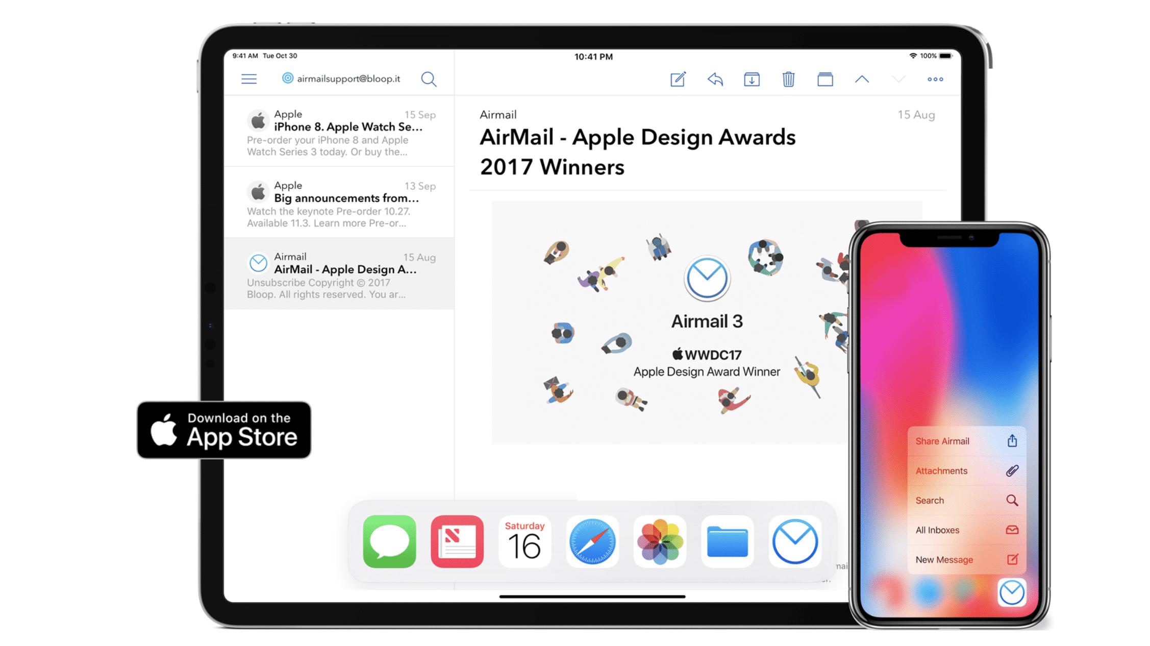 Airmail-App
