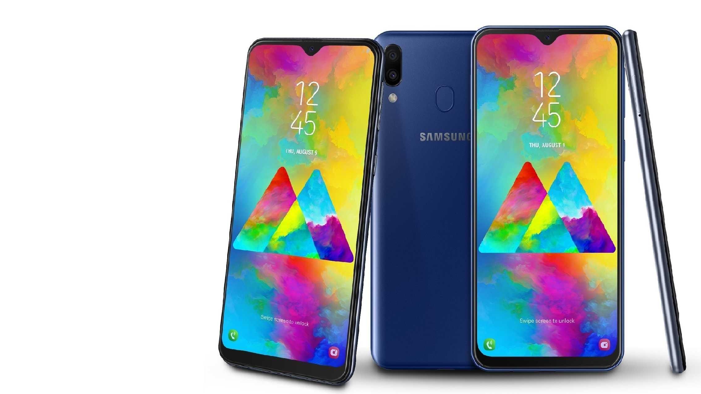 Samsung Galaxy M20: Einsteiger-Handy mit Riesen-Akku gibt es nur im Flash-Sale