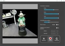 Gratis von Microsoft: 3D-Scan-App für Kinect 2 | heise online
