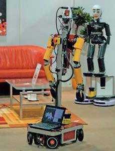 Roboter Dynamaid