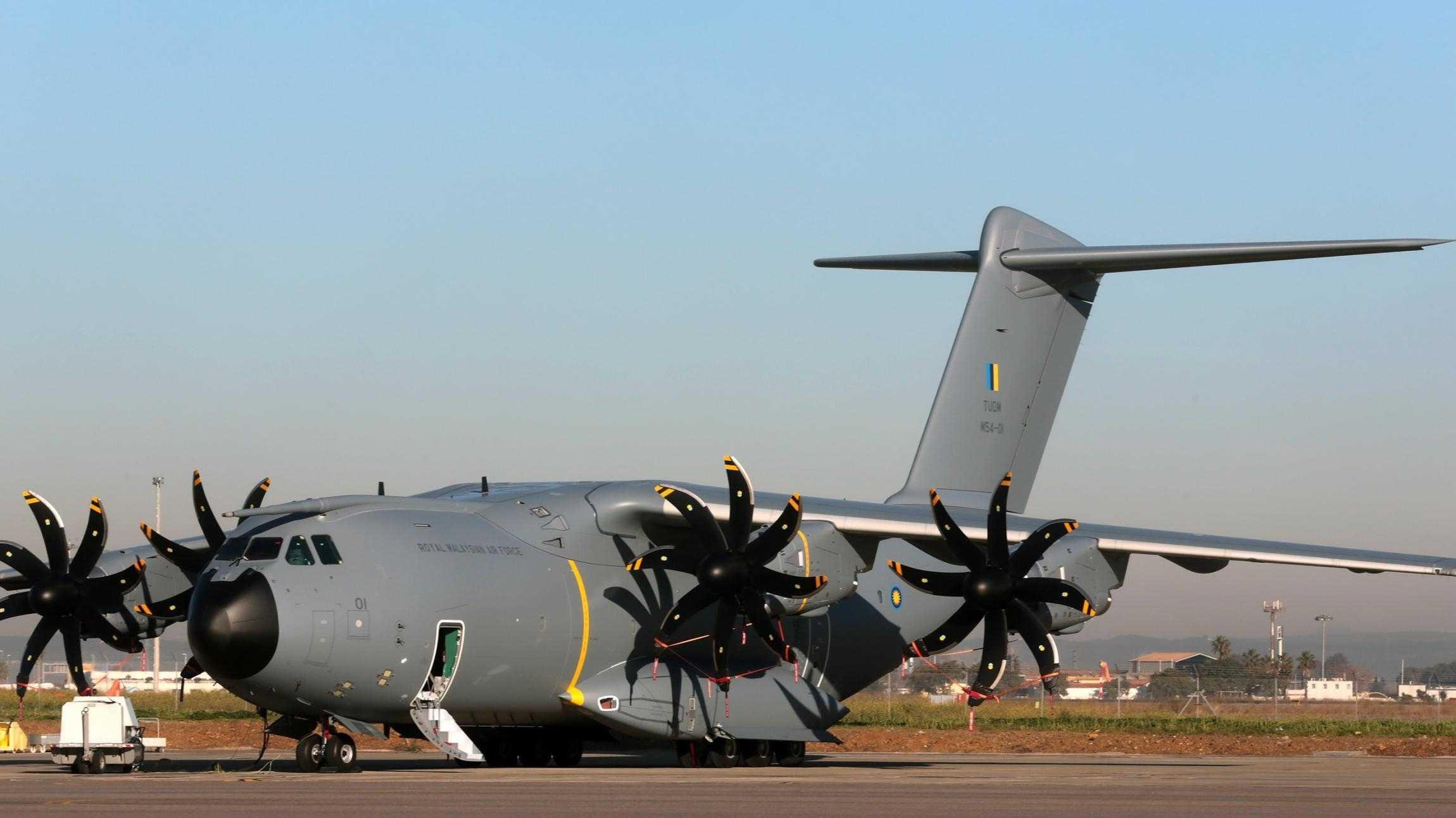 Luftwaffe kann A400M jetzt auch als fliegende Tankstelle einsetzen