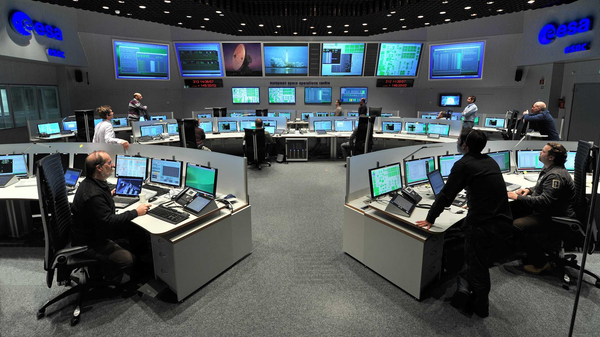Angriff auf Newsletter-Server der Weltraumorganisation ESA