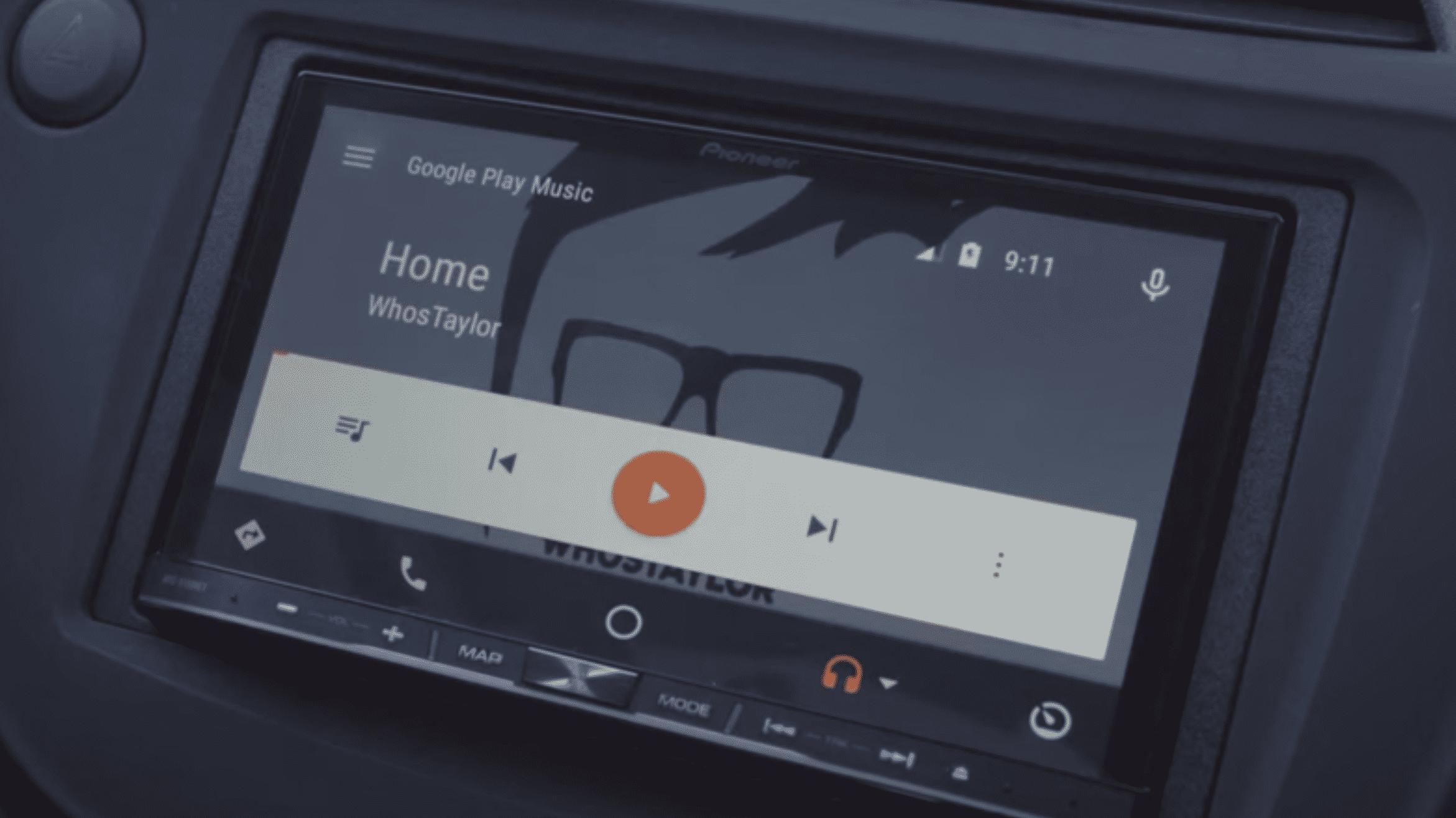 Google startet Android Auto