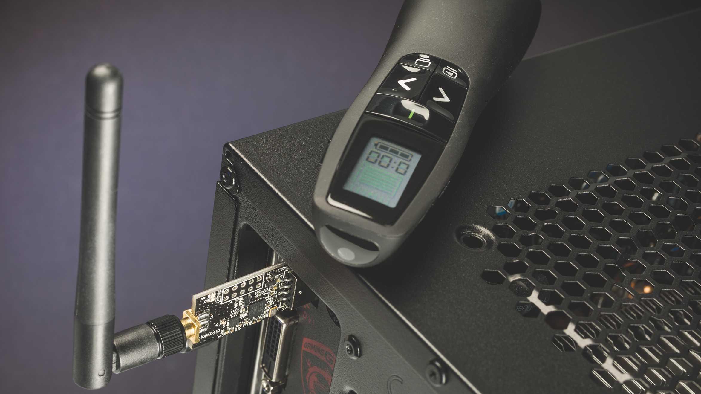 Angreifbare Logitech Presenter: Hersteller tauscht gefährliche USB-Empfänger aus