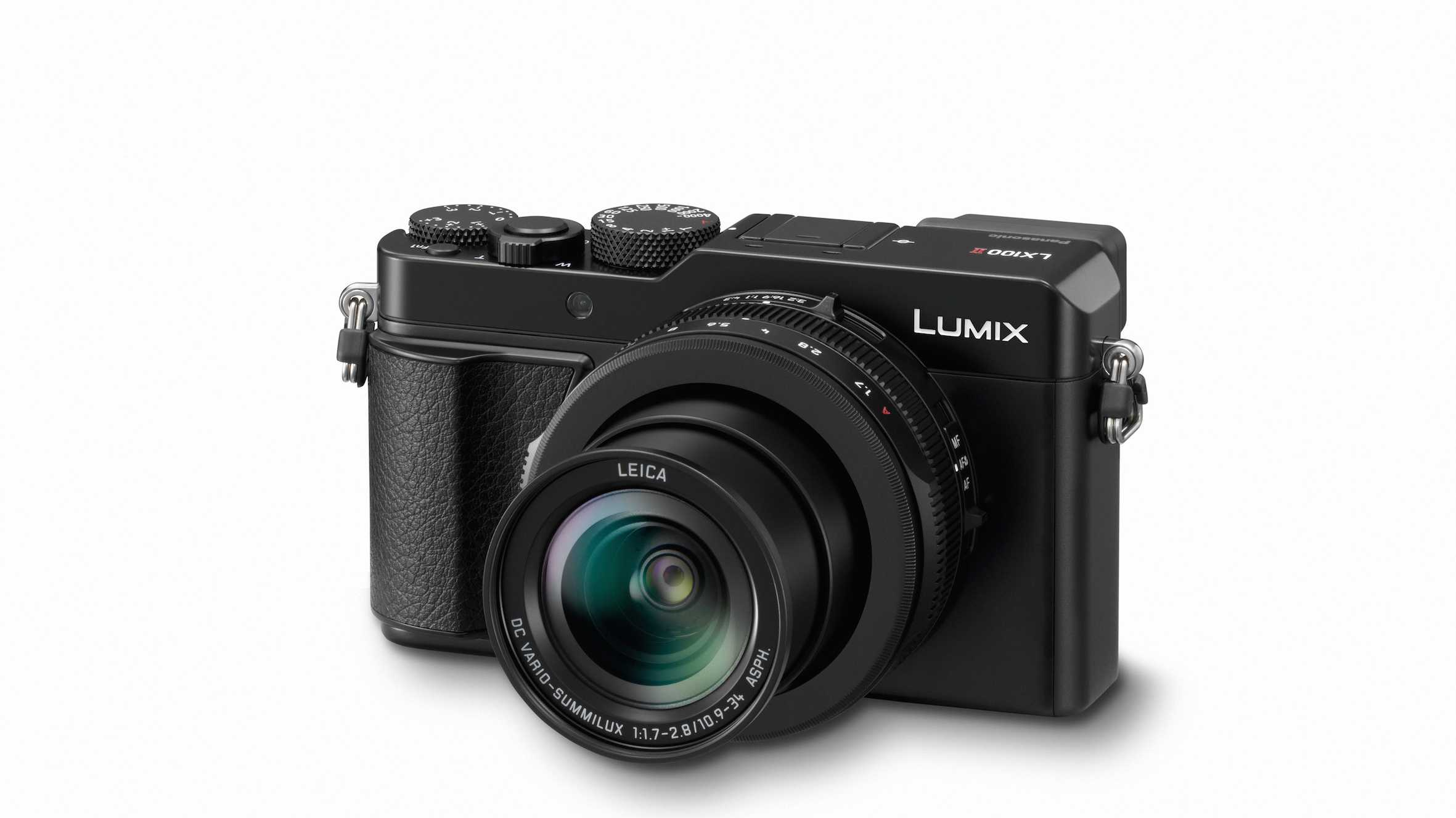 Panasonic Lumix LX100 II: Edelkompakte mit Four-Thirds-Sensor
