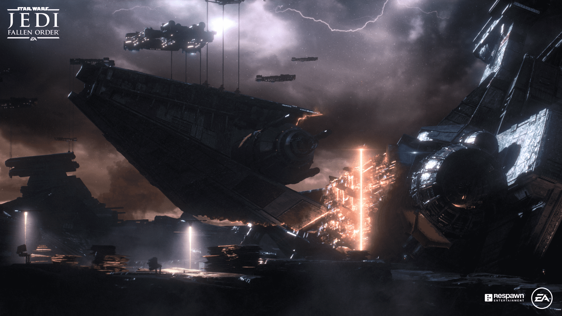 "EA kündigt ""Star Wars Jedi: Fallen Order"" an"
