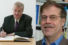 Karl-Dieter Bünting und Ulrich Ammon