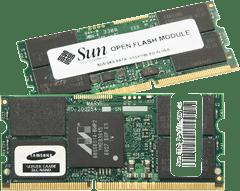 Open Flash Module von Sun