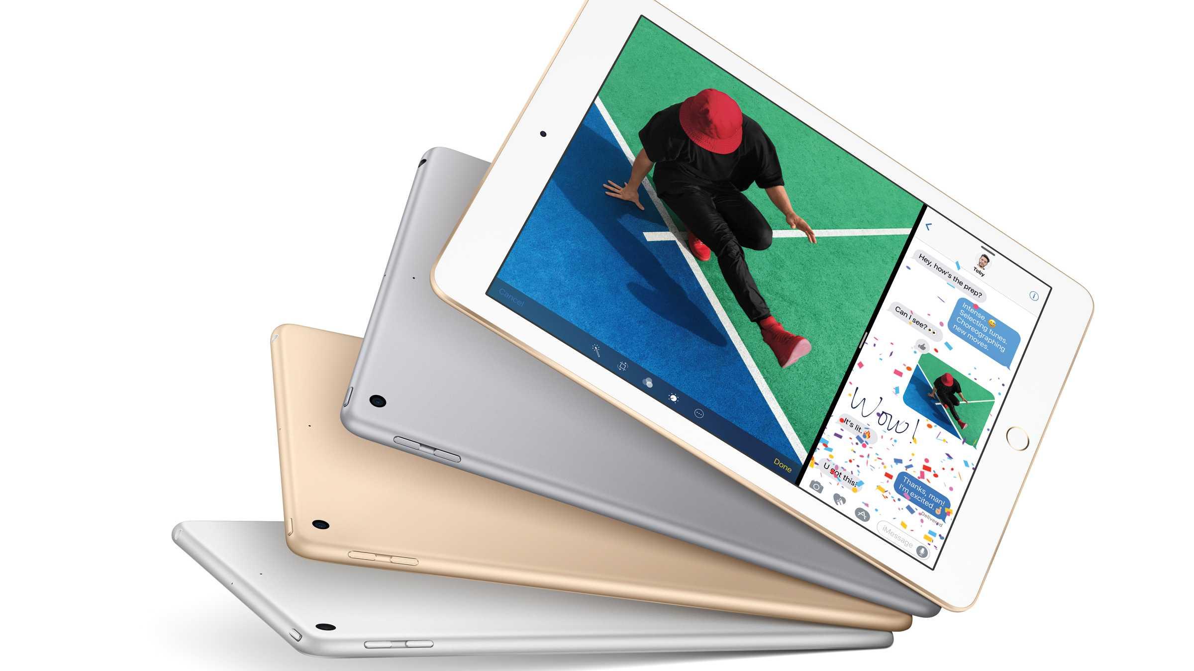 Neues iPad