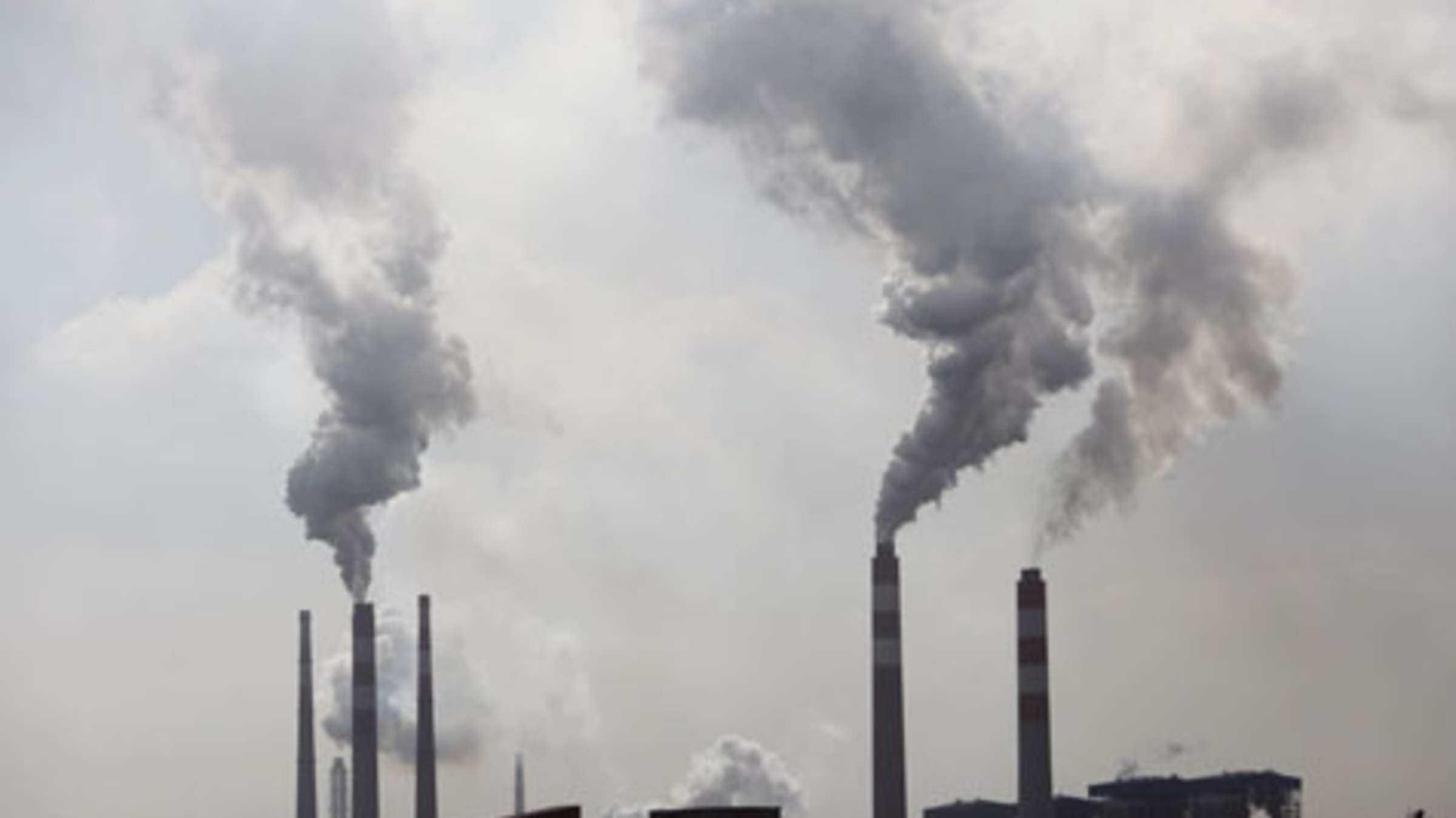 CDU, CSU und SPD geben Klimaziel auf