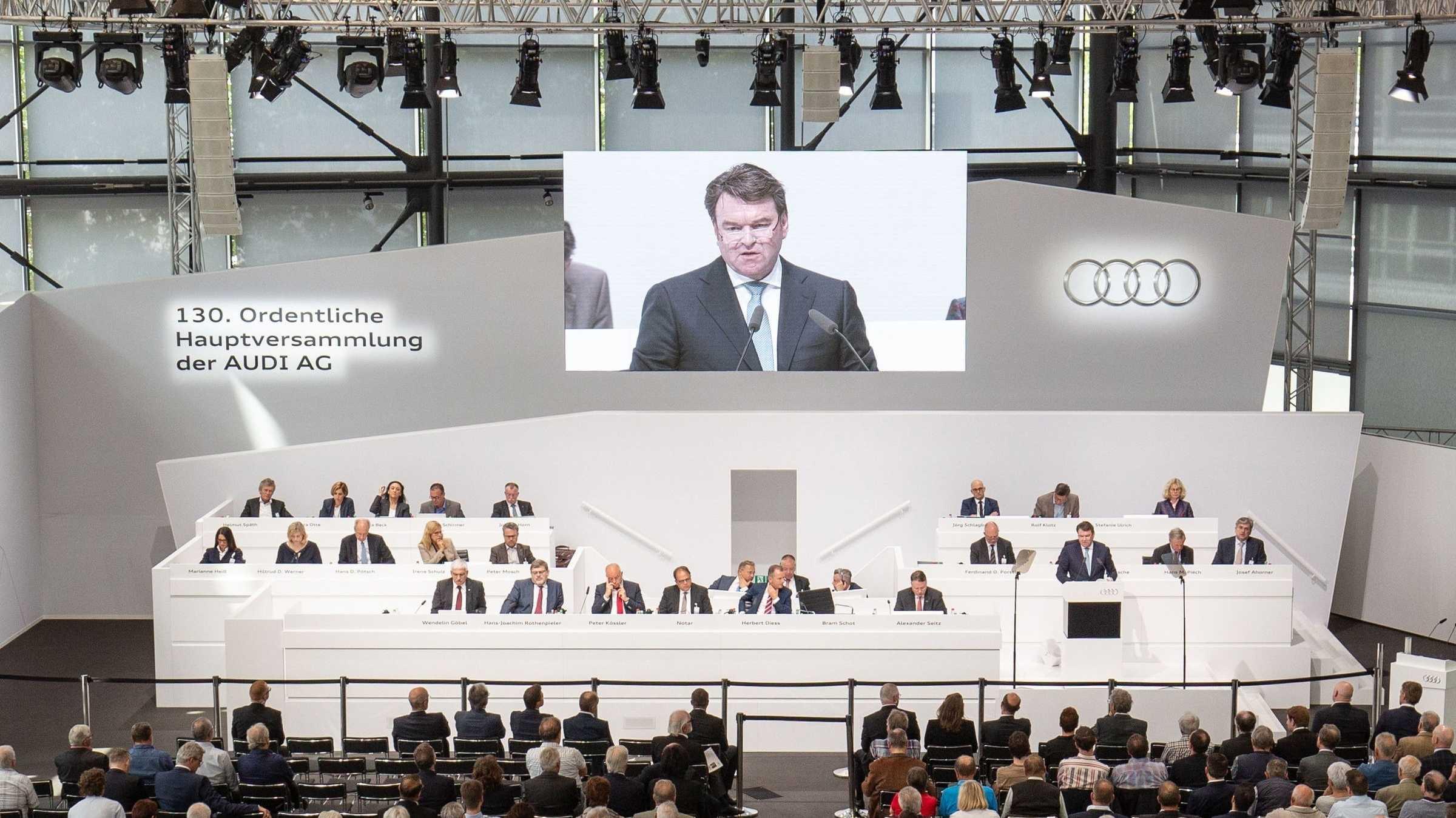 Audi unter Strom – Sportwagen TT und R8 werden Auslaufmodelle