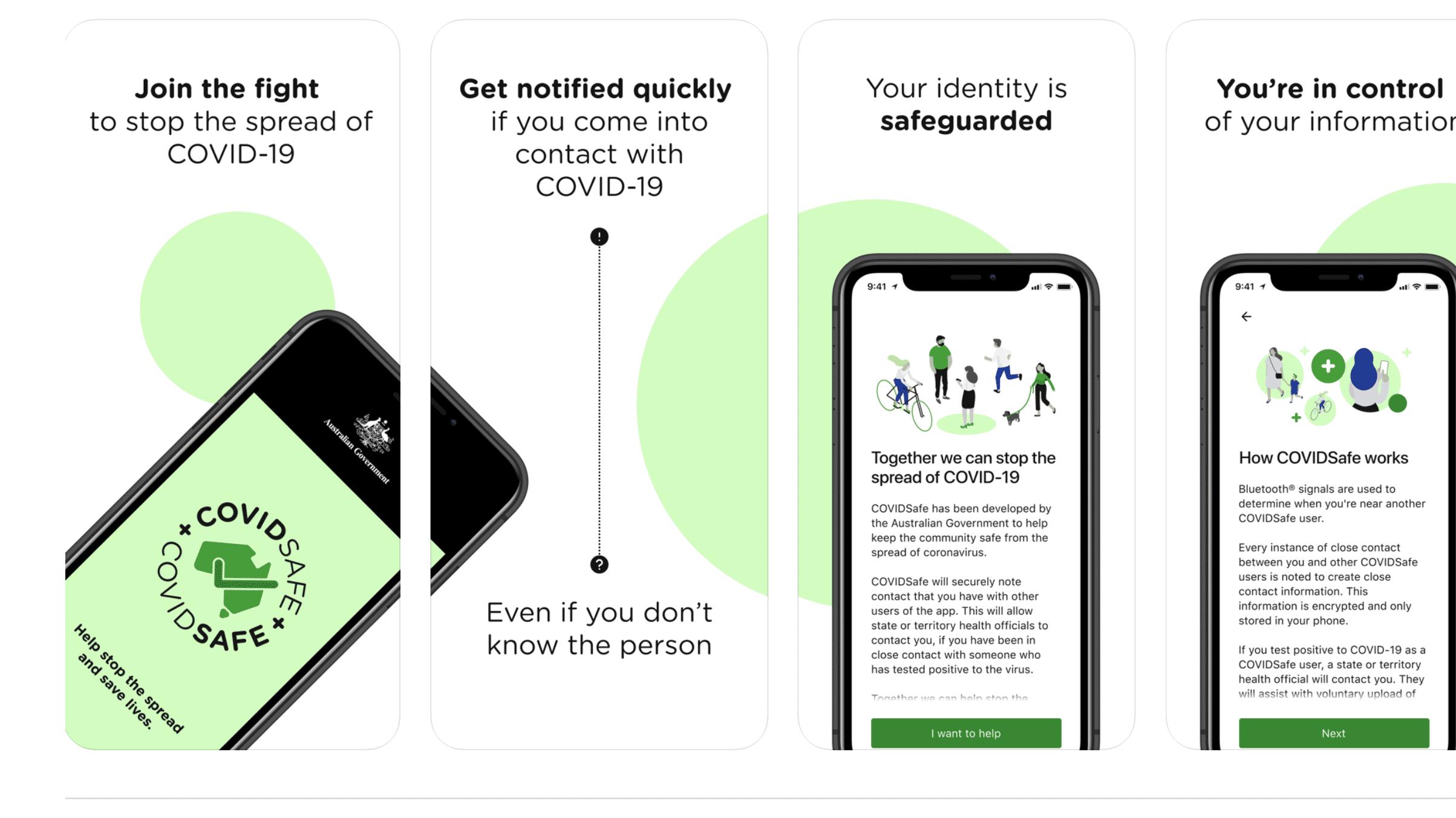 Australien: Corona-App funktioniert ohne Apple-API nicht richtig auf iPhones