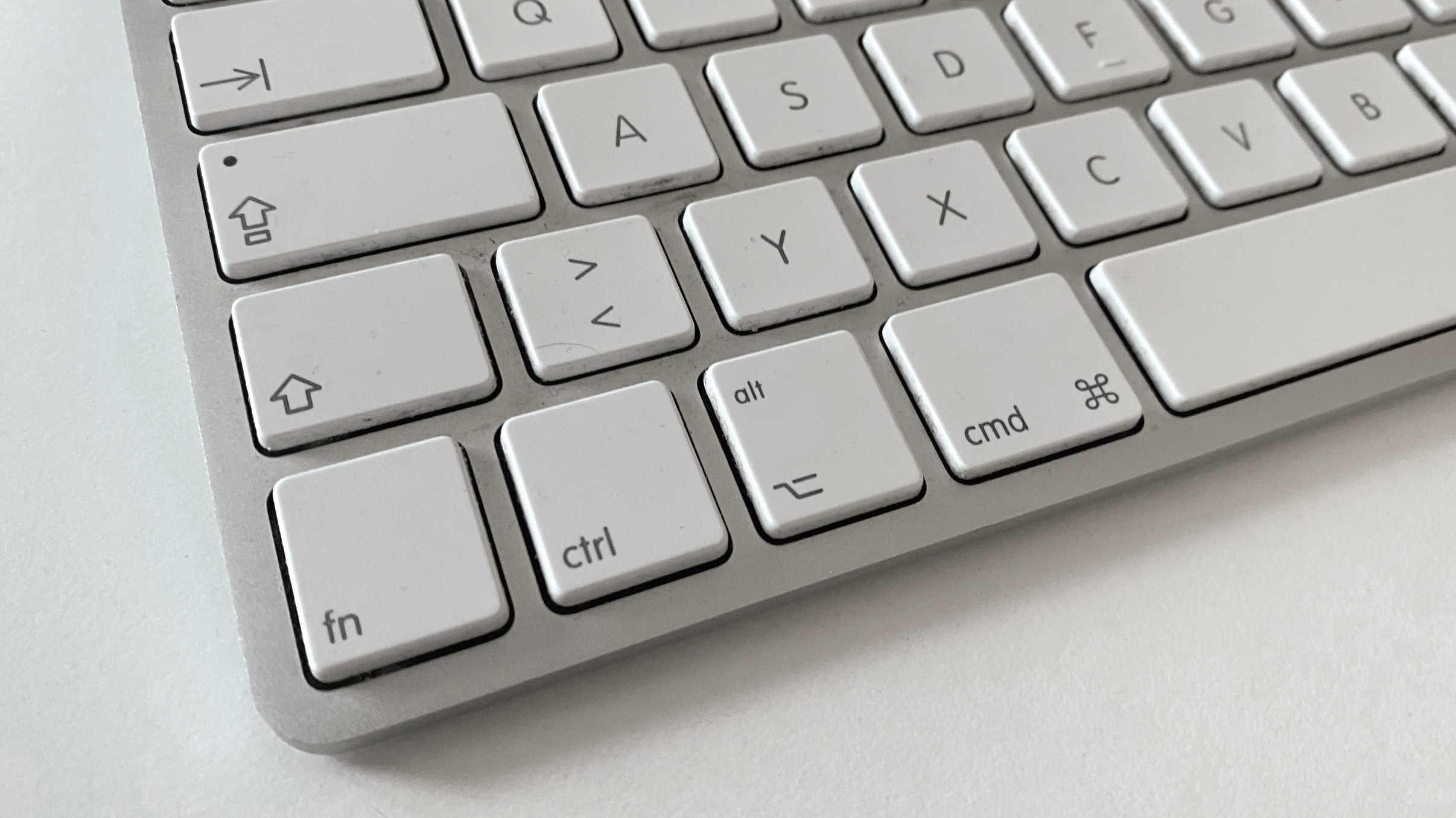 Tipp: Einzelne Tasten von Apples Magic Keyboard funktionieren nicht mehr