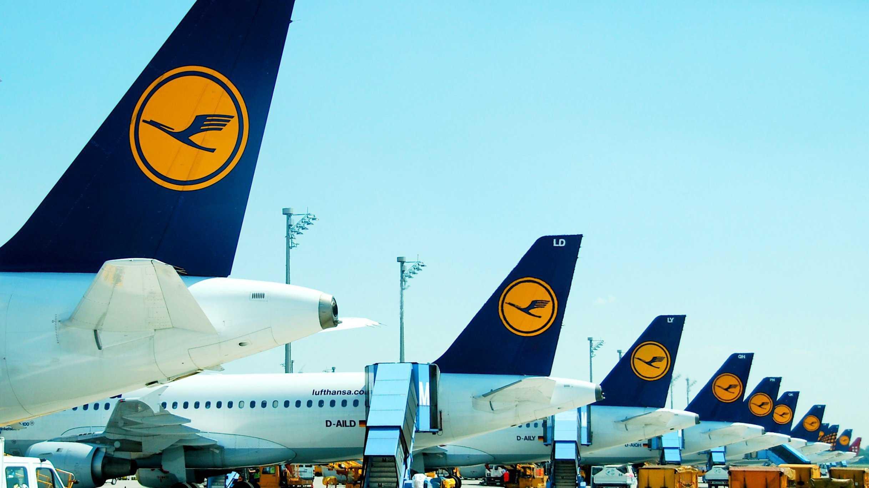 Streit um Buchungskosten: Lufthansa