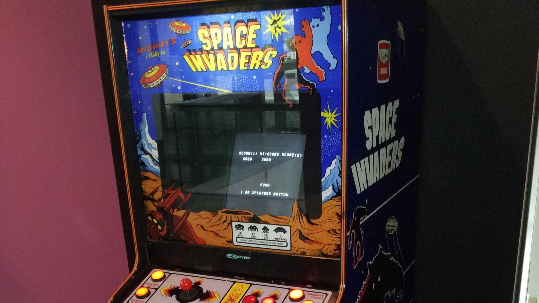 Genesis und Kampf: 40 Jahre Space Invaders
