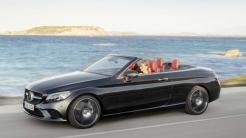 Mercedes C-Klasse Cabrio Facelift