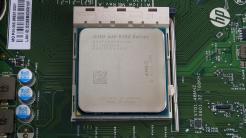 AMD A10-9700 aus der Familie Bristol Ridge in der Fassung AM4.