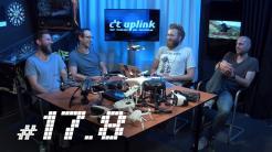 c't uplink 17.8: Die volle Drohnung