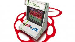 Baubericht: Bartop-Arcade-Maschine