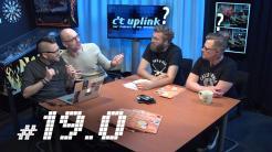 c't uplink 19.0: Neue Echo-Geräte von Amazon, c't Notfall Windows 2018 und Star-Trek-Discovery-Generde