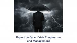 ENISA-Studie: Für Cyberkrise vom allgemeinen Krisenmanagement lernen