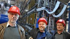 Ein Ring sie zu finden: Ein Besuch beim CERN