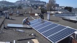 Schnellmontage für Photovoltaik