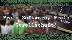 Spendenkampagne der Free Software Foundation Europe