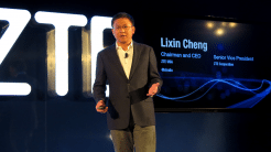 Lixin Chen, CEO ZTE USA