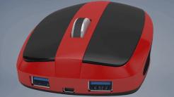 Der PC in der Maus