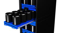 """48 """"Röhren""""-Mac-Pros in einem Rack"""