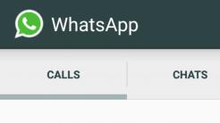 WhatsApp: Telefonie-Update steht offenbar kurz bevor