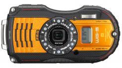 Für Globetrotter: Ricoh WG-5 GPS