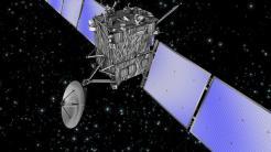 Rosetta kommt Komet Tschuri ganz nahe