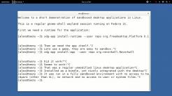 Fortschritte bei Distributions-unabhängigen Apps für Linux-Desktops