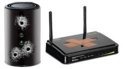 Löchrige Router bei D-Link und Trendnet