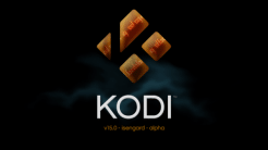 Kodi 15.0 Alpha 1: Auf dem Weg nach Isengard