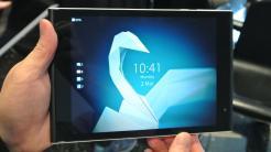 MWC: Speicherriesen, wasserdichte Flundern und ein Nokia-Tablet