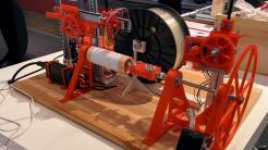 3D-Drucker auf der CeBIT