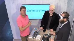 Die heise show: Am Tag 3 live von der CeBIT