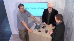 Die heise show: Am Tag 5 live von der CeBIT