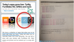 Screenshot-Tool aNote für iOS aktuell kostenlols