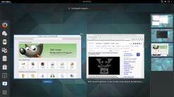 Linux-Desktop: Bei Gnome 3.16 erscheinen Nachrichten jetzt oben