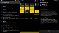 Windows 10: nächste Preview auf deutlich mehr Lumias