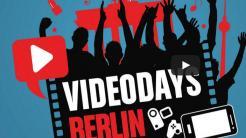 VideoDays: YouTube-Community-Treffen in Berlin