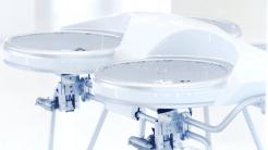Quadrokopter mit Benzinantrieb