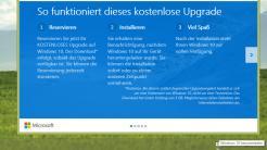 """""""Reservierung"""" und erste Preise von Windows 10"""