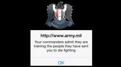 Website der US-Armee nach Hackerangriff vorübergehend abgeschaltet